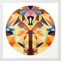 Ismael Art Print