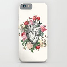Roses for her Heart Slim Case iPhone 6s