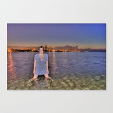 Water 1 Canvas Print