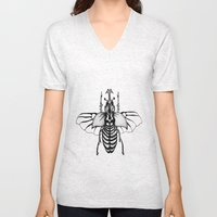 Beetle Unisex V-Neck
