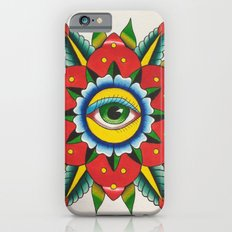 Eye Mandala iPhone 6 Slim Case