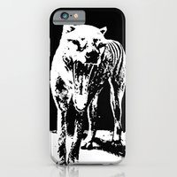 iPhone & iPod Case featuring Tasmania Tiger by Astrid Fox