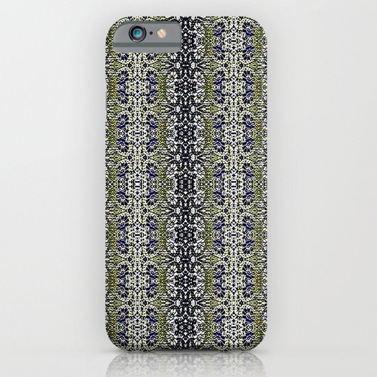 Lacy Seas iPhone & iPod Case