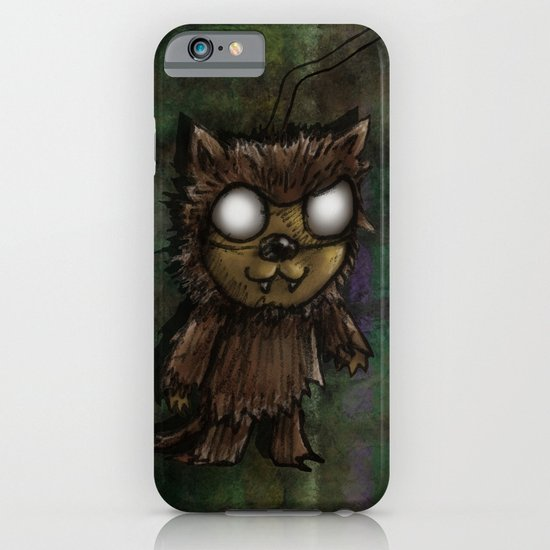 WereBob iPhone & iPod Case