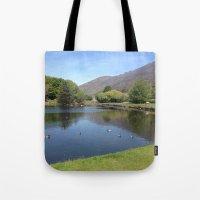 Duckpond Tote Bag