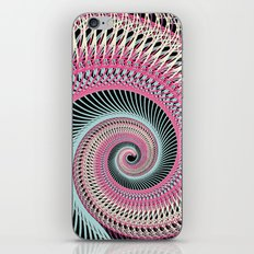 Spiral iPhone & iPod Skin
