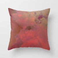 Solar Crystals IV Throw Pillow