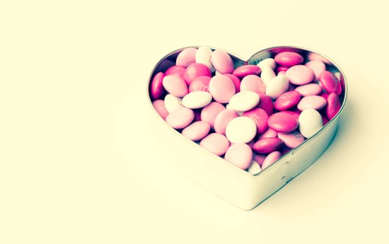 Pink Sweetheart  Art Print