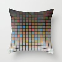 DaVinci Throw Pillow