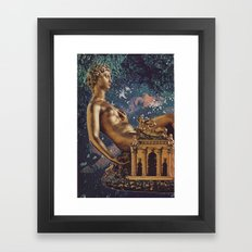Collage #45 Framed Art Print