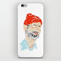 Zissou iPhone & iPod Skin