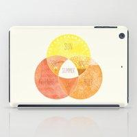 Venn it's Summer! iPad Case