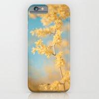 I Dream In Yellow iPhone 6 Slim Case