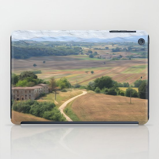 Tuscan Vista iPad Case