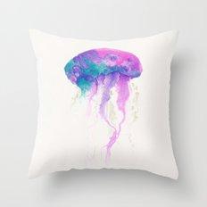 Jellyfish #1 Throw Pillow
