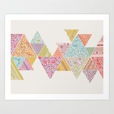Triunity Art Print