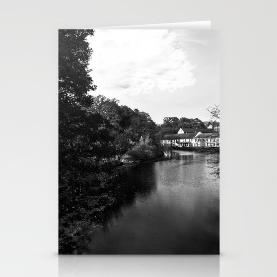 Charles River Stationery Card