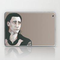 Loki (Tom Hiddleston) Laptop & iPad Skin