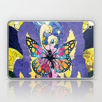 No Bigger Than Your Thum… Laptop & iPad Skin