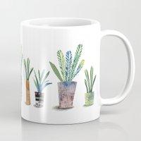 Plants In Pots Mug