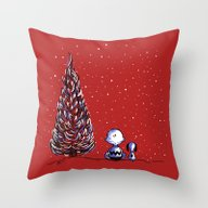 Merry Christmas Charlie … Throw Pillow