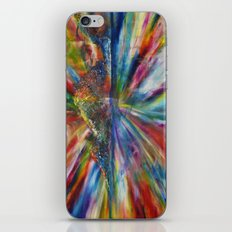Eruption iPhone & iPod Skin