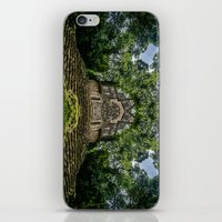 Kaleidoscape: Yaxchilan iPhone & iPod Skin