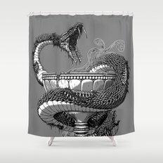 Undead Pharmacy Shower Curtain
