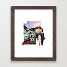 come alive Framed Art Print