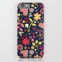 Wildflowers  iPhone & iPod Case
