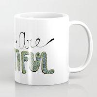 Holy Moly You Are Beautiful! Mug