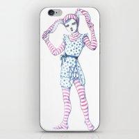 Rascal iPhone & iPod Skin