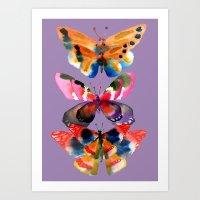 Bright, Pop Art, Happy, … Art Print