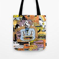 The Escape Plan Tote Bag