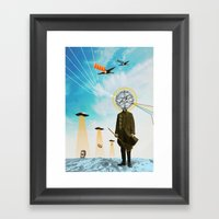Purification Framed Art Print