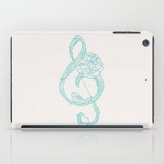 G-Clef iPad Case