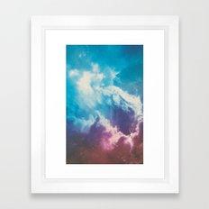 Nebula 2.5 Framed Art Print