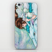 Spirited Away iPhone & iPod Skin