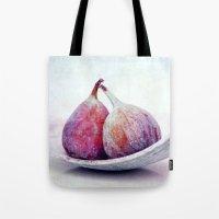 purple fruits III Tote Bag