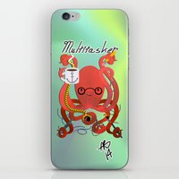 Multitasker iPhone & iPod Skin
