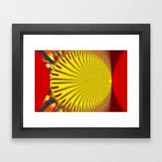 C267-1 Framed Art Print