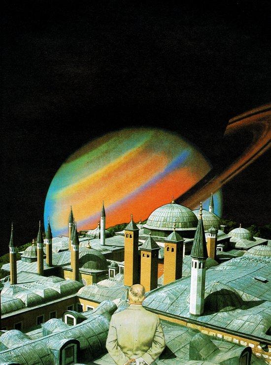 The religion  Canvas Print
