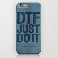 Down to F*%@k iPhone 6 Slim Case