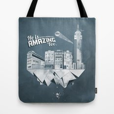 Sick City Tote Bag