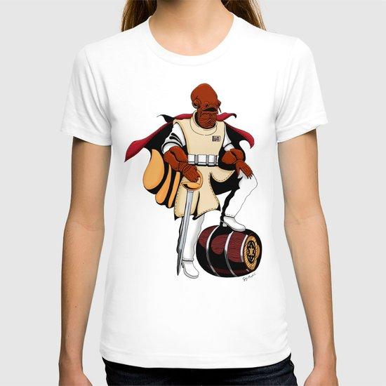 Captain Ackbar T-shirt