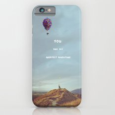 Waltz for Ellie iPhone 6s Slim Case