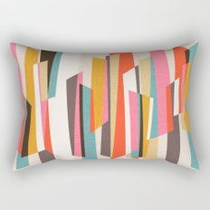 Fragments VII Rectangular Pillow
