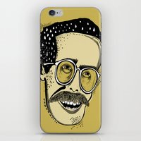 Bill iPhone & iPod Skin