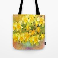 A Little Bit Of Spring -… Tote Bag