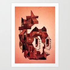 Sofia! Art Print